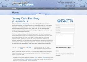jimmycashplumbing.com