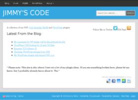 jimmyscode.com