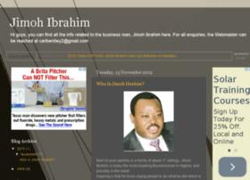 jimohibrahim.org