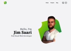jimsaari.com