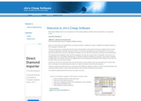 jimscheapsoftware.com