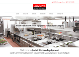 jindalkitchenequipments.com