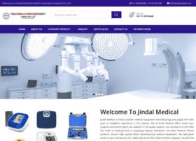 jindalmedical.com
