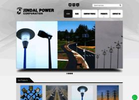 jindalpower.net