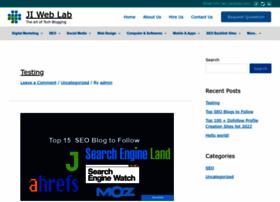 jiweblab.com