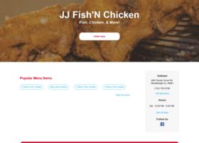 jjfishnchicken.com