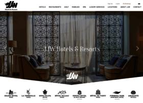 jjwhotels.com