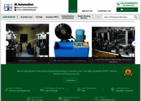 jkautomationindia.com