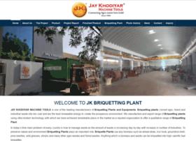 jkbriquettingplant.com