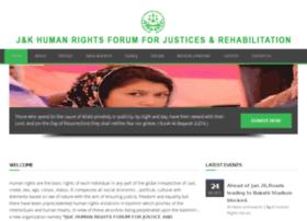 jkhumanrightsforum.com