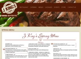 jkingsrestaurant.com