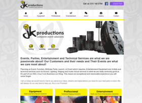 jkproductions.co.za