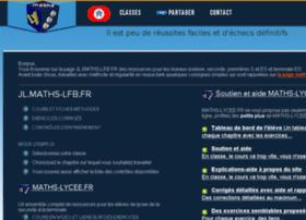 jl.maths-lfb.fr