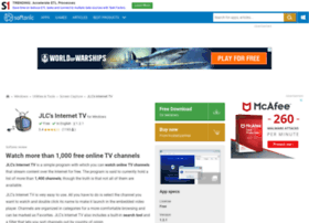 jlcs-internet-tv.en.softonic.com
