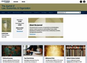 jleo.oxfordjournals.org