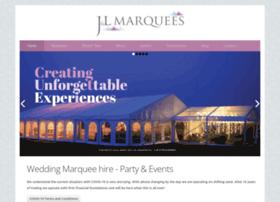 jlmarquees.com