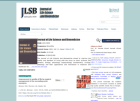 jlsb.science-line.com