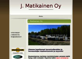 jmatikainen.fi