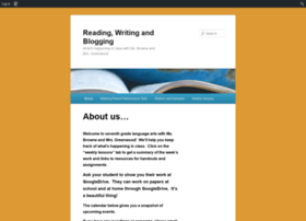 jmbrowne.edublogs.org