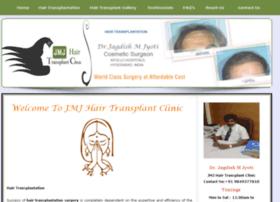 jmjhairtransplant.com