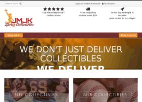 jmjksportscollectibles.com