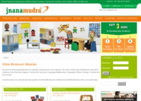 jnanamudramontessorimaterials.com
