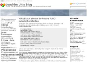 joachim-uhl.de