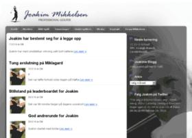 joakimmikkelsen.com