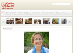 joanaserranoterapias.com
