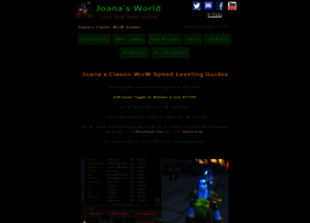 joanasworld.com