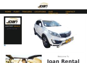 joancarrental.com