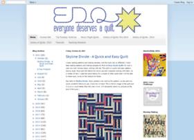 joanne-everyonedeservesaquilt.blogspot.com