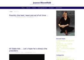 joannebloomfield.com
