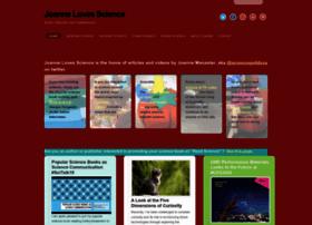 joannelovesscience.com