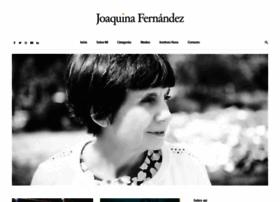 joaquinafernandez.com