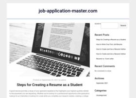 job-application-master.com