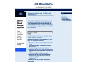 job-descriptions.org