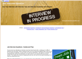 job-interview-question.com