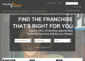 job.franchisesolutions.com