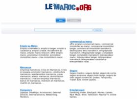 job.lemaroc.org