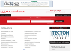 job.roanoke.com