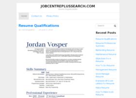 jobcentreplussearch.com