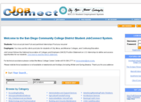 jobconnect.sdccd.edu