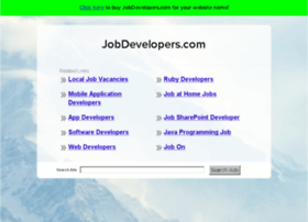 jobdevelopers.com