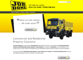 jobdonedisposal.co.uk