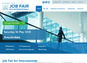 jobfair.expatica.com