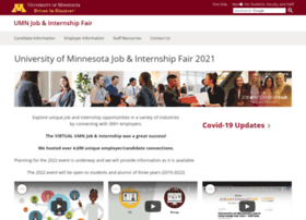 jobfair.umn.edu