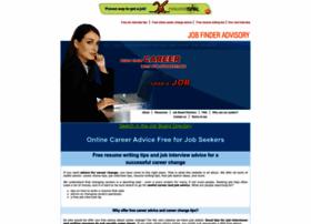 jobfinderadvisory.com