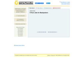 jobfortraveller.com.au