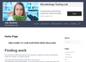 jobhunters.co.nz